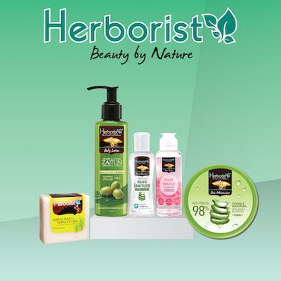 Herborist - Beauty By Nature