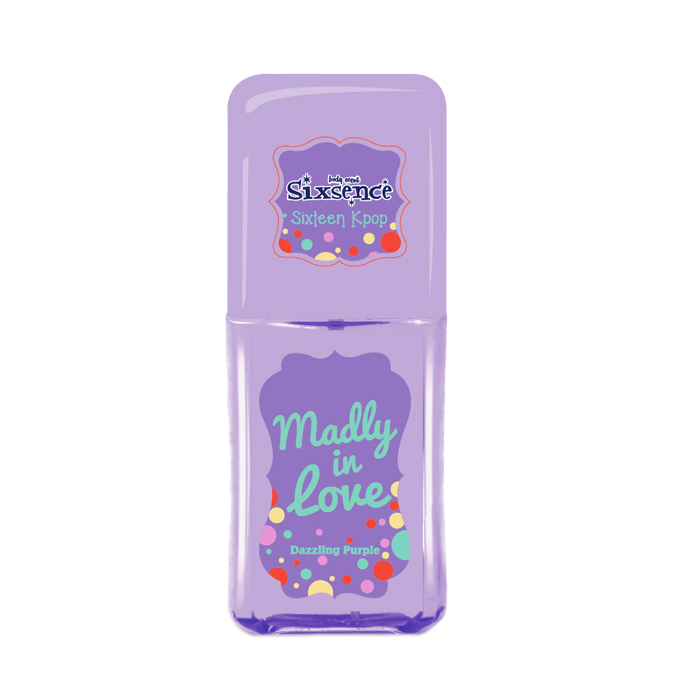 SIXTEENKPOP DAZZLING PURPLE -  100ML