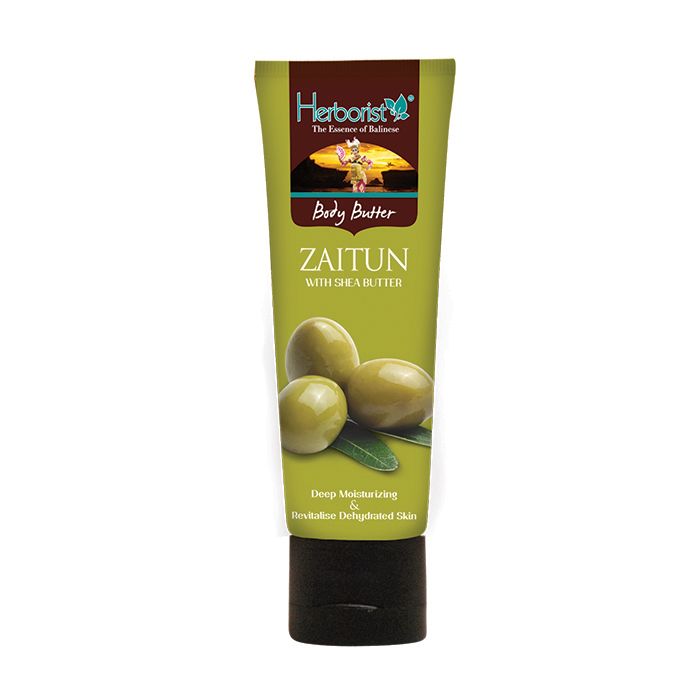 BODY BUTTER ZAITUN - 80GR