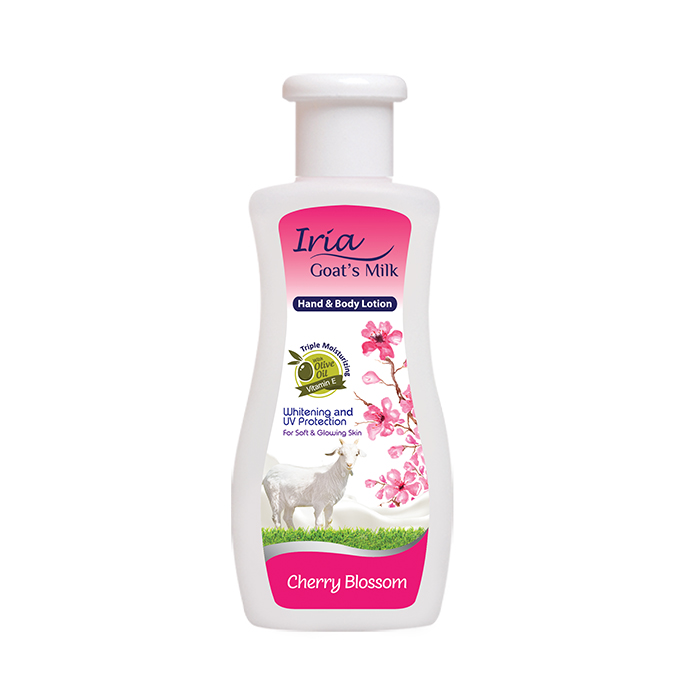 HAND AND BODY LOTION CHERRY BLOSSOM 250ML