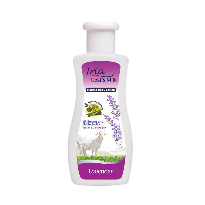 HAND AND BODY LOTION LAVENDER  250ML