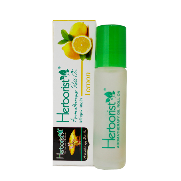AROMATHERAPY ROLL ON LEMON - 10ML