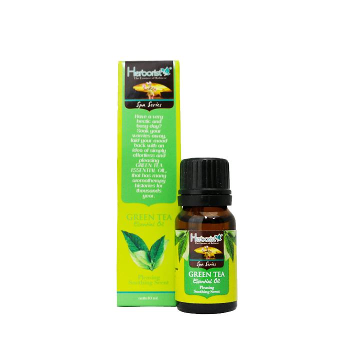 ESSENTIAL OIL GREEN TEA - 10ML