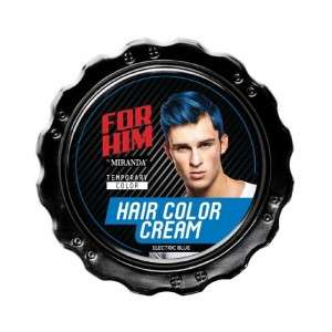 For Him Hair Color Cream Electric Blue - 80gr