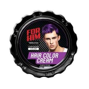 For Him Hair Color Cream Purple Stone - 80gr