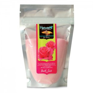 Bath Salt Rose Garden - 250gr