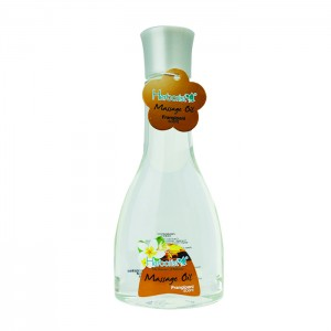 Massage Oil Frangipani - 150ml