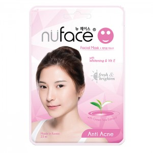 Facial Mask Anti Acne - 23ml