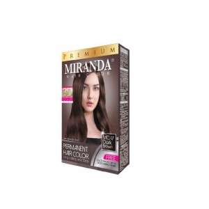 Hair Color Dark Brown- 30ml