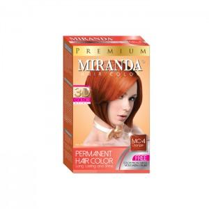 Hair Color Orange - 30ml