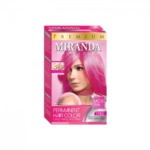 Hair Color Pink - 30ml