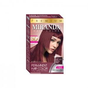 Hair Color Wine Red - 30ml