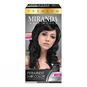 Hair Color Premium Black - 60ml