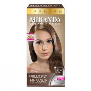 Hair Color Premium Brown - 60ml