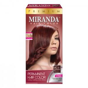 Hair Color Premium Floweriness Red - 60ml