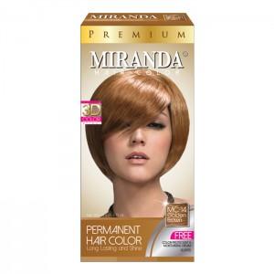 Hair Color Premium Golden Brown - 60ml