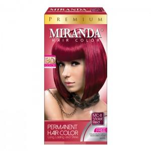 Hair Color Premium Violed Red - 60ml