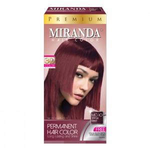 Hair Color Premium Wine Red - 60ml